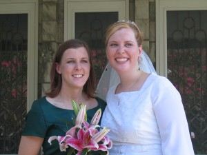 The sister and the bride